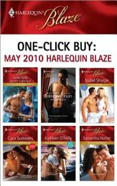 One-Click Buy: May 2010 Harlequin Blaze
