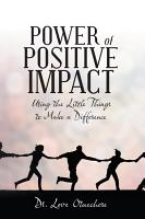Power of Positive Impact PDF