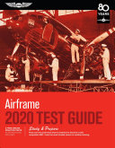 Airframe Test Guide 2020