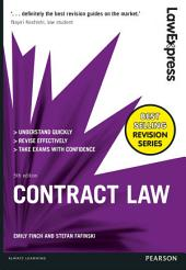 Law Express: Contract Law: Edition 5