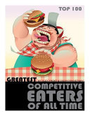 Greatest Competitive Eaters of All Time: Top 100