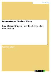 Blue Ocean Strategy  How IKEA created a new market PDF