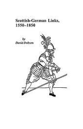 Scottish-German Links, 1550-1850
