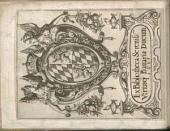 LIBRO DE VILLANELLE, MORESCHE, ET ALTRE CANZONI, A. 4. 5. 6. & 8. Voci. DI ORLANDO DI LASSO