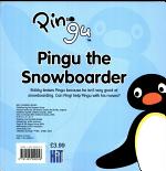 Pingu the Snowboarder