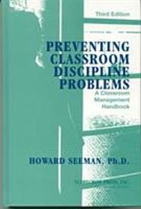 Preventing Classroom Discipline Problems Book