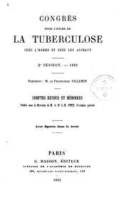 Comptes rendus et mémoires: Volume2