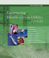 Empowering Electric and Gas Utilities with GIS PDF