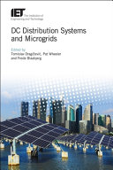 DC Distribution Systems and Microgrids