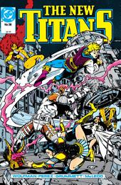 The New Titans (1988-1996) #58