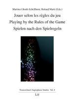 Jouer Selon Les Regles Du Jeu - Playing by the Rules of the Game - Spielen Nach Den Spielregeln
