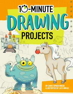 10 Minute Drawing Projects
