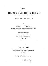 The Hillyars and the Burtons: A Story of Two Families, Volume 2