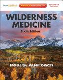 Wilderness Medicine E-Book