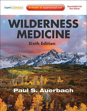 Wilderness Medicine E Book PDF