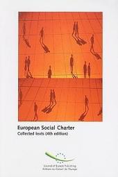 European Social Charter: Collected Texts