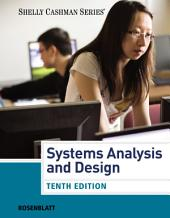 Systems Analysis and Design: Edition 10