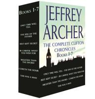 The Complete Clifton Chronicles  Books 1 7 PDF