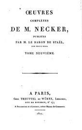 Oeuvres completes publ. par M. de Stael. -Paris, Treuttel 1820-21