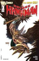 The Savage Hawkman (2012-) #1