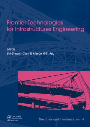 Frontier Technologies for Infrastructures Engineering PDF