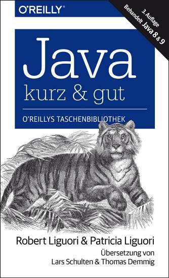 Java     kurz   gut PDF