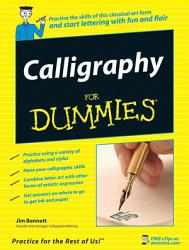 Calligraphy For Dummies Book PDF