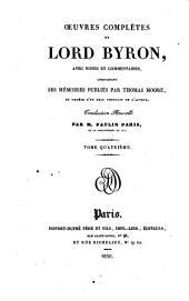 Œuvres complètes: avec notes et commentaires, Volume4