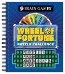 Brain Games Wheel of Fortune Puzzle Challenge