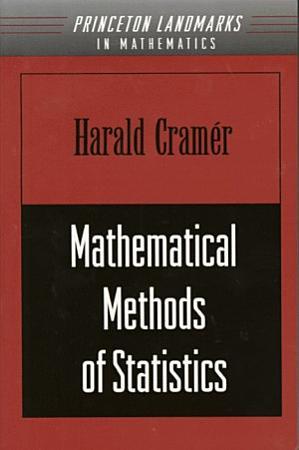 Mathematical Methods of Statistics  PMS 9   Volume 9 PDF