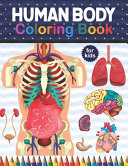 Human Body Coloring Book For Kids PDF
