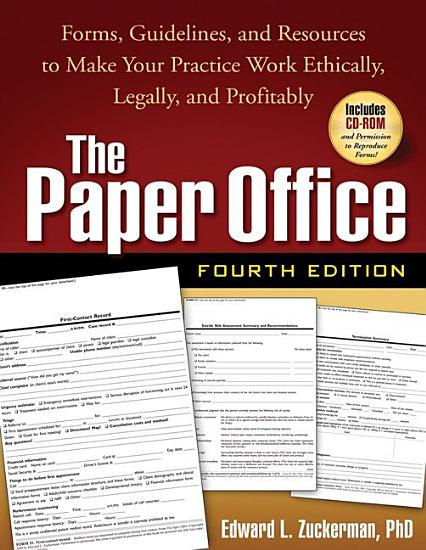 The Paper Office  Fourth Edition PDF