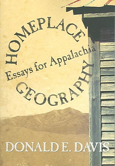 Homeplace Geography PDF