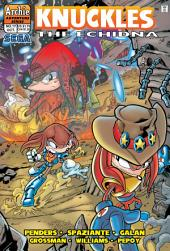 Knuckles the Echidna #17