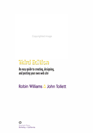 The Non designer s Web Book PDF