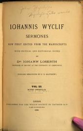 Wyclif's Latin works: Dialogus sive speculum ecclesie militantis