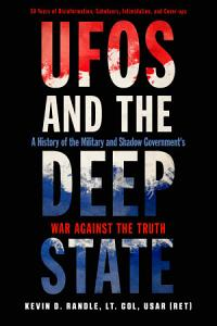 UFOs and the Deep State Book
