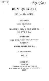 Don Quixote de la Mancha: Volume 2