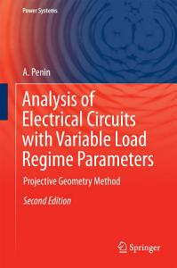 Analysis of Electrical Circuits with Variable Load Regime Parameters PDF