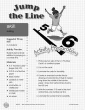 Adding--Jump the Line Activity