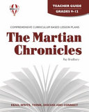 The Martian Chronicles Student Packet Book PDF