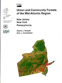 Urban and Community Forests of the Mid Atlantic Region PDF