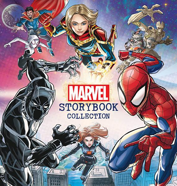 Download Marvel Storybook Collection Book
