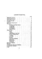 Report of Executive Committee, Treasurer's Report, Library Report ...