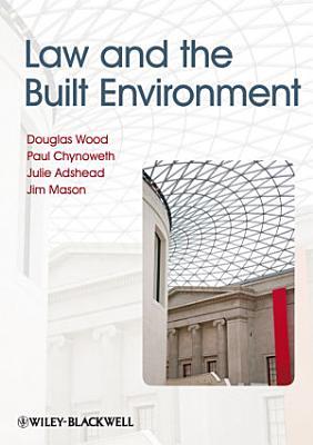 Law   the Built Environment PDF