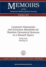 Lyapunov Exponents and Invariant Manifolds for Random Dynamical Systems in a Banach Space PDF
