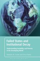 Failed States and Institutional Decay PDF