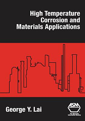 High Temperature Corrosion and Materials Applications PDF