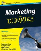 Marketing For Dummies PDF