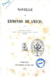 Novelle di Edmondo De Amicis
